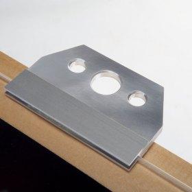 Griff aus Aluminium