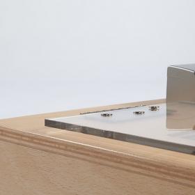 Acrylglasscheibe 6 mm stark