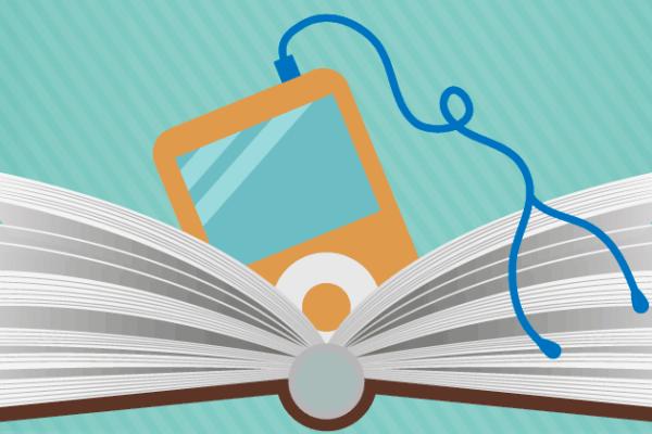 Buch in Audiodatei umwandeln